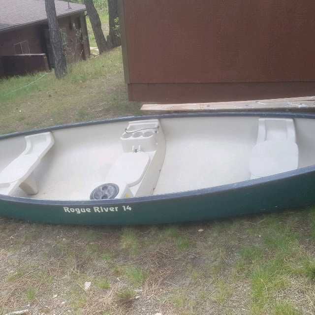 Rent 3 Person Rogue River Canoe in Evergreen, CO - Fluid